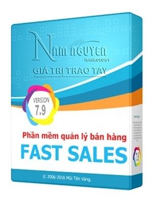 Phần Mềm Shop Bán Hàng Fast Sales
