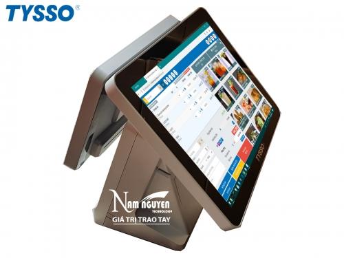 POS bán hàng Tysso 1515S (CPU i3)