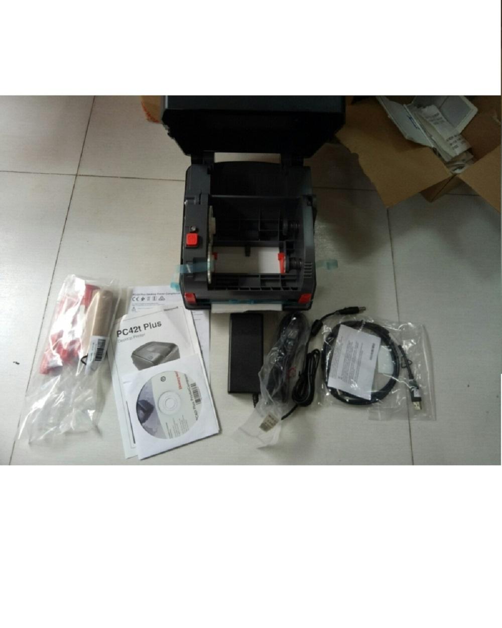 Máy in mã vạch Honeywell PC42t