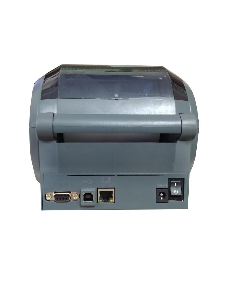 Máy in mã vach Zebra GK420E (USB,LAN,RS232)