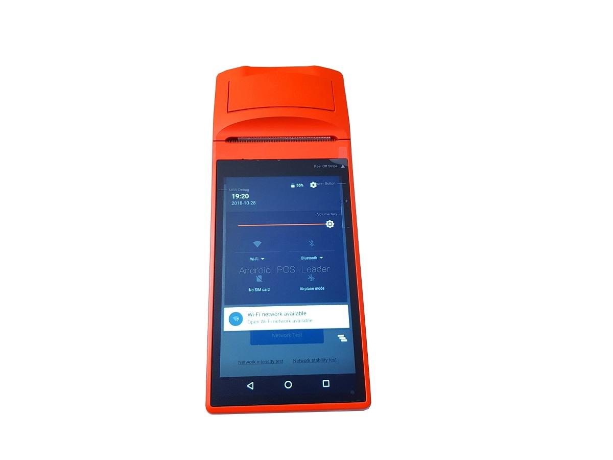 Máy Pos bán hàng không dây cầm tay SUNMI V1s