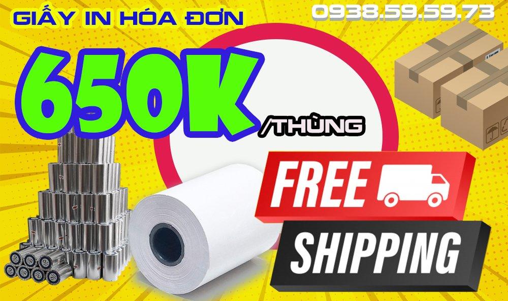 Mua giấy in - Free Shipping